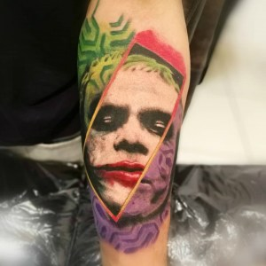 Paolo Lisi @ironcolortattoo.paolo