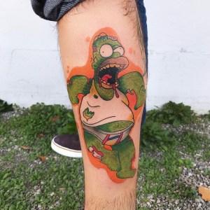 DannyArtTattoo @danny_art_tattoo