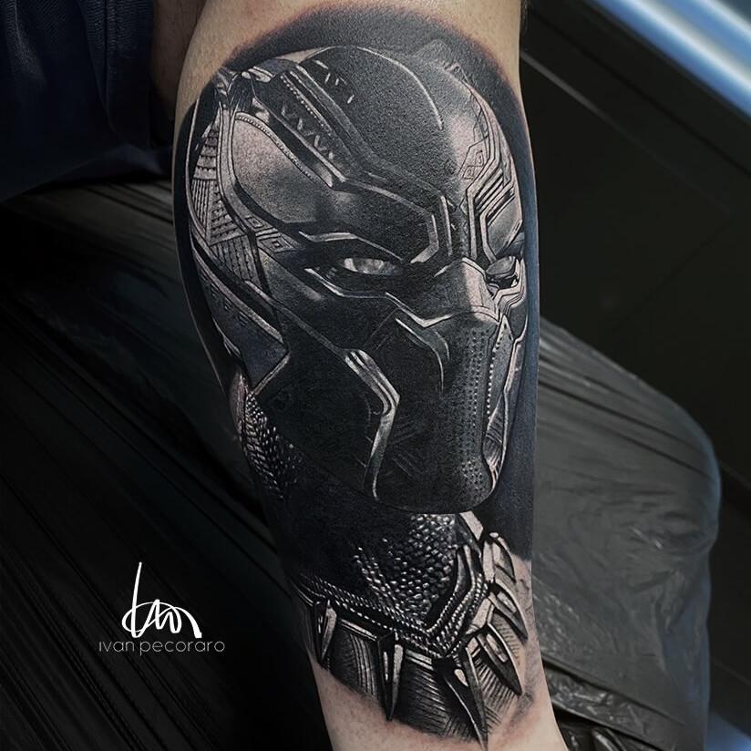 Ivan Pecoraro @ivan_pecoraro_tattoo_studio