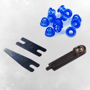 Machine Onderdelen + Accessoires