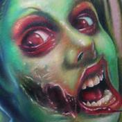 Zombie kleuren
