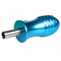 Blauwe Aluminium Tattoo Grip I