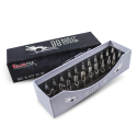 Killer Ink 22 Piece 316 Roestvrij Stalen Tip Round, Diamond + Magnum Basic Set