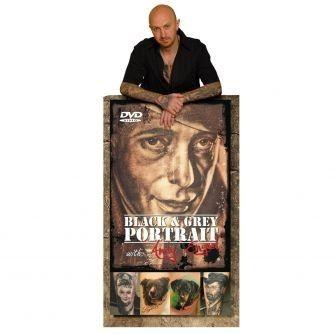 Andy Engel Black & Grey Portrait DVD