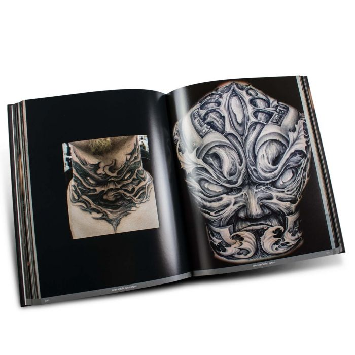 Boek: Black & Grey Tattoo 2 - Edition Reuss