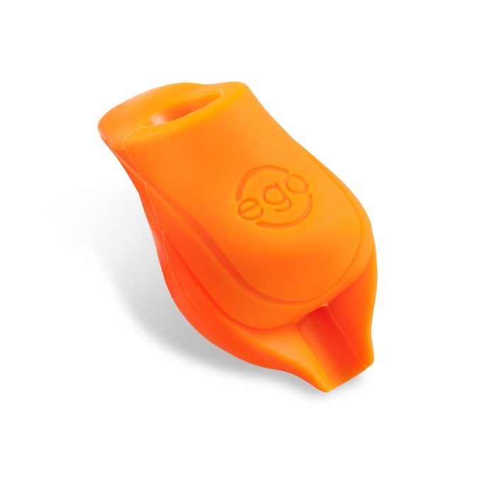 Pak met 2 Siliconen EGO Biogrips in Oranje