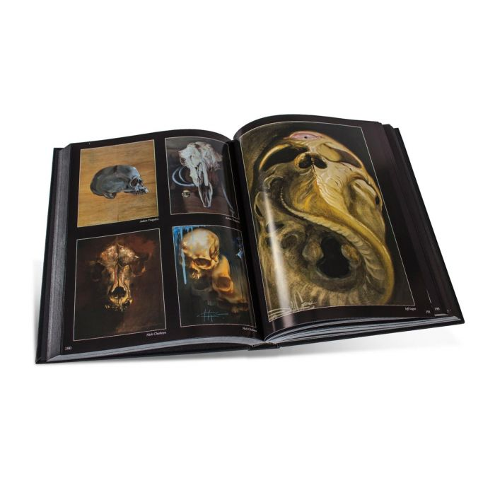 Boek: Excavate: Unearthing Artistic Skeletal Remains - Normal Edition (Out of Step Books)