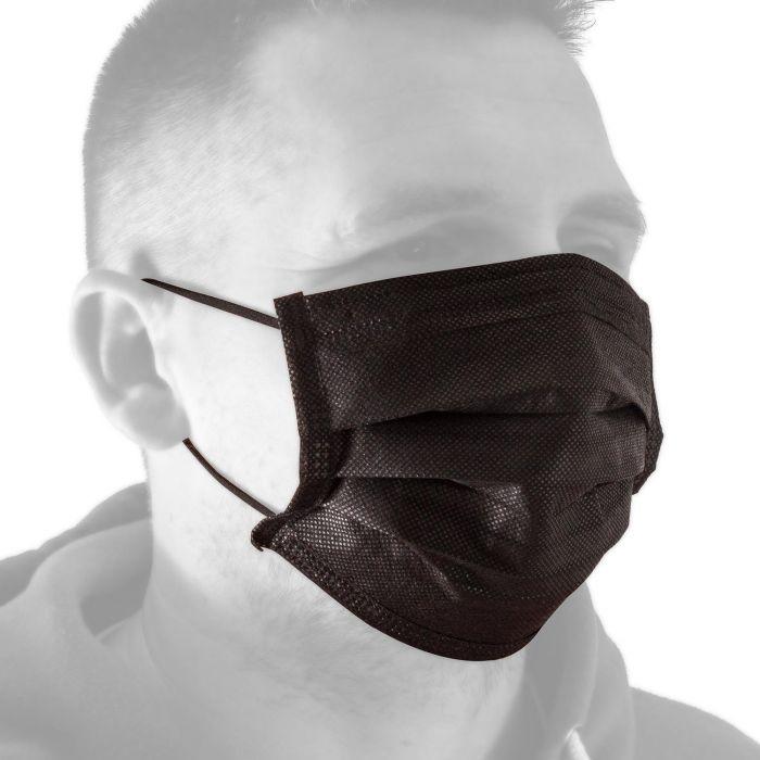 Doos met50 Killer Ink Black Line GezichtsMaskers