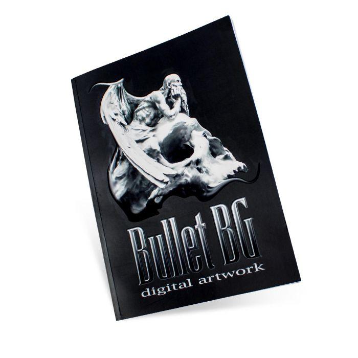 Boek: Bullet BG - Digital Artwork
