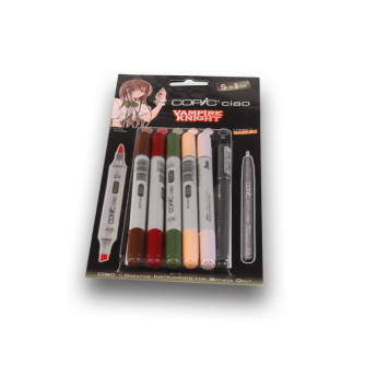 Copic CIAO Markers - Vampire Knight - Pak met 5+1