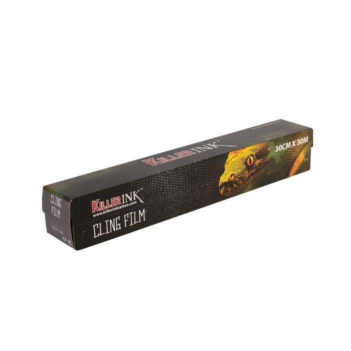 Killer Ink Easy Cut Plastic Folie in Dispenser 30m x 30cm