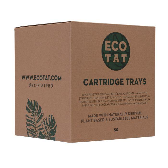 Doos van 50 ECOTAT Cartridge Trays