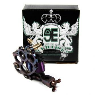 Emillion Knuckle Duster Tattoo Machine - Shader - Made in The Netherlands
