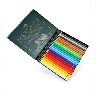 Faber-Castell - Blik met 24 Albrecht Durer Artists' Watercolour Potloden