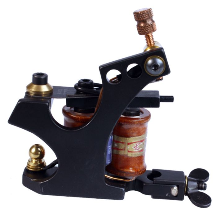 Bavarian Custom Irons Morphosica Tattoo Machine - Power Liner