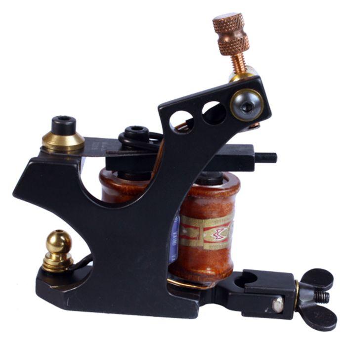 Bavarian Custom Irons Morphosica Tattoo Machine - B+G Shader