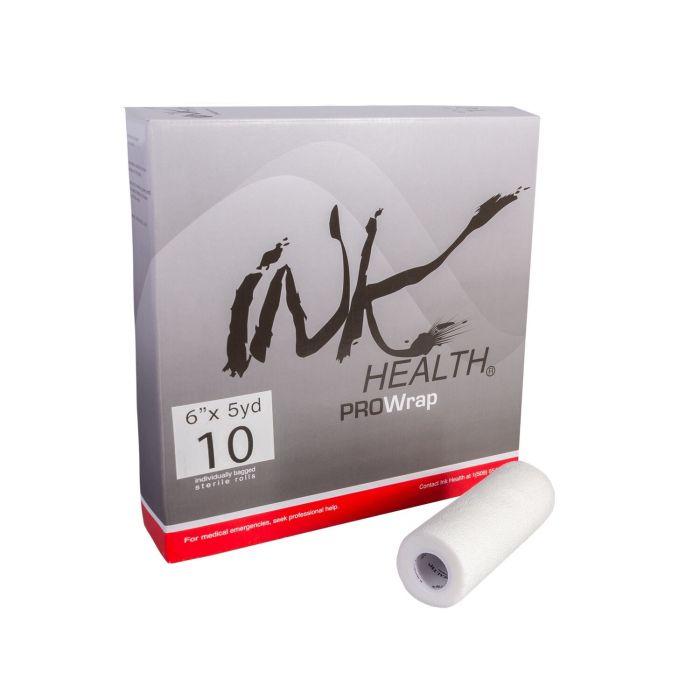Doos met 10 - INK HEALTH PROWrap Zelfklevend Verband 6