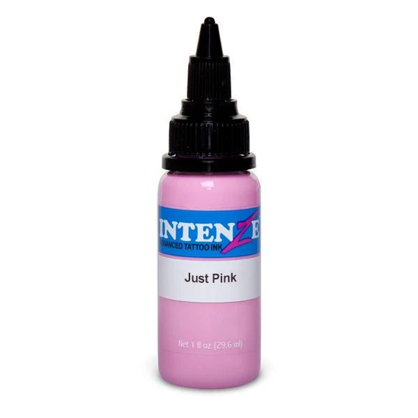 Intenze Ink Pastel Just Pink (voorheen Carols Pink) 30 ml (1 oz)