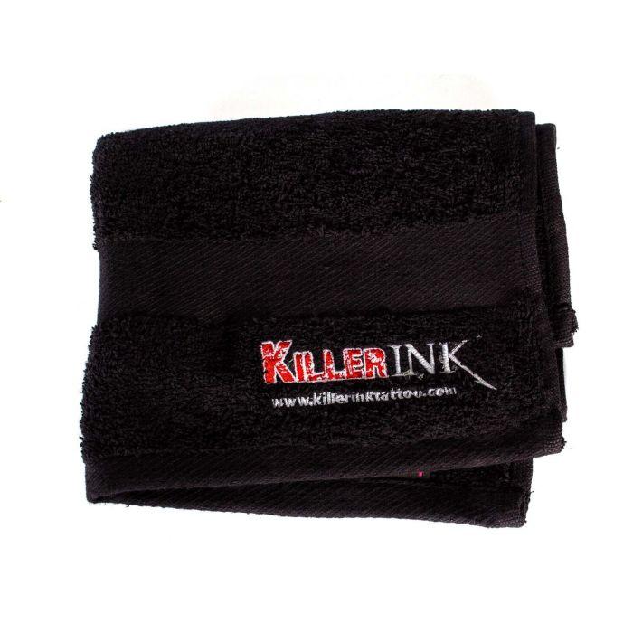 Killer Ink Zwarte Studio Handoek - 40cm x 60cm