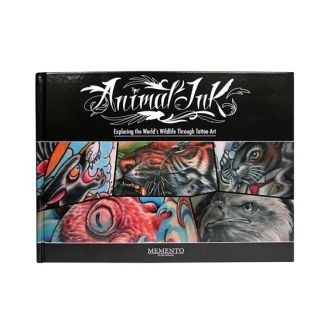 Boek: Animal Ink door Mike De Vries