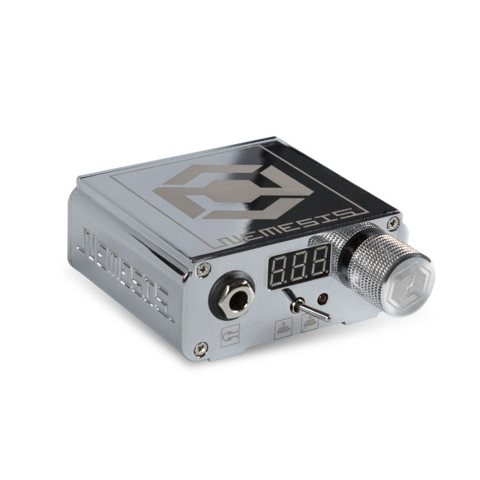 Nemesis LED Power Supply - Zilver