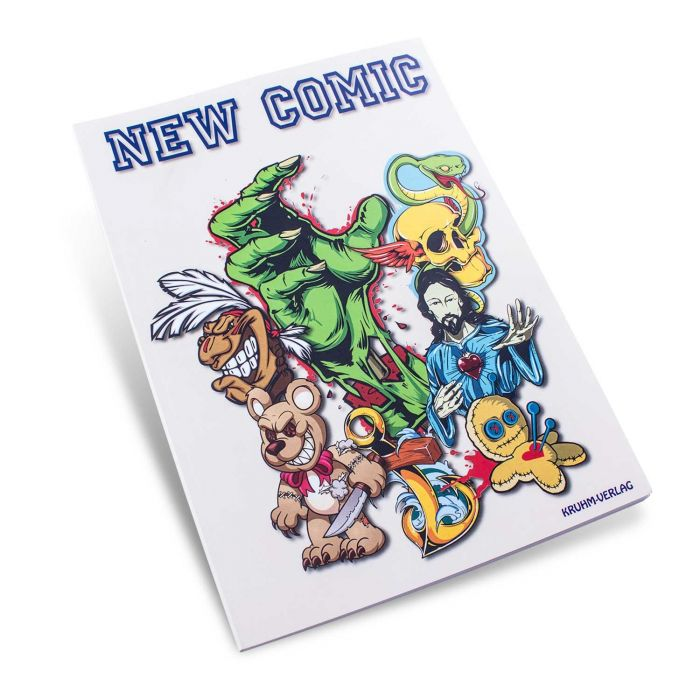 Boek: New Comic