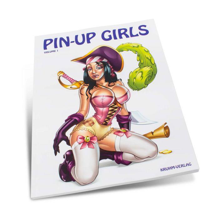 Boek: Pin-Up-Girls - Volume 1