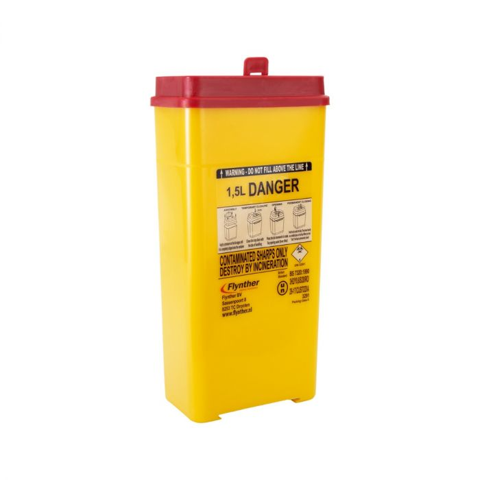 Flynther Tattoo Naaldencontainer 1.5L Capaciteit