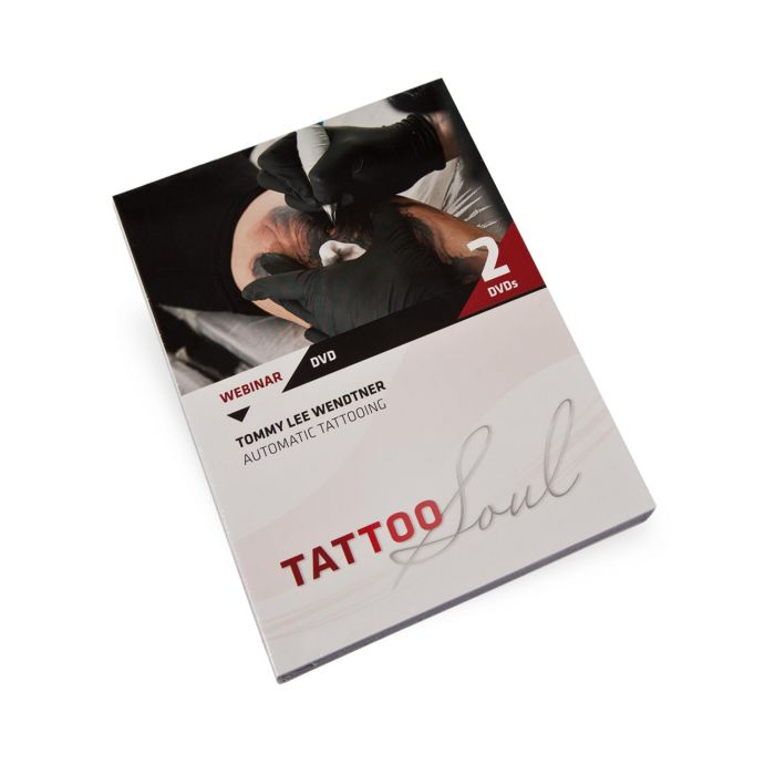 TattooSoul DVD - Tommy Lee Wendtner