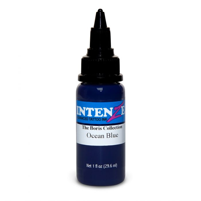 Intenze Ink Boris from Hungary Ocean Blue 30ml (1oz)