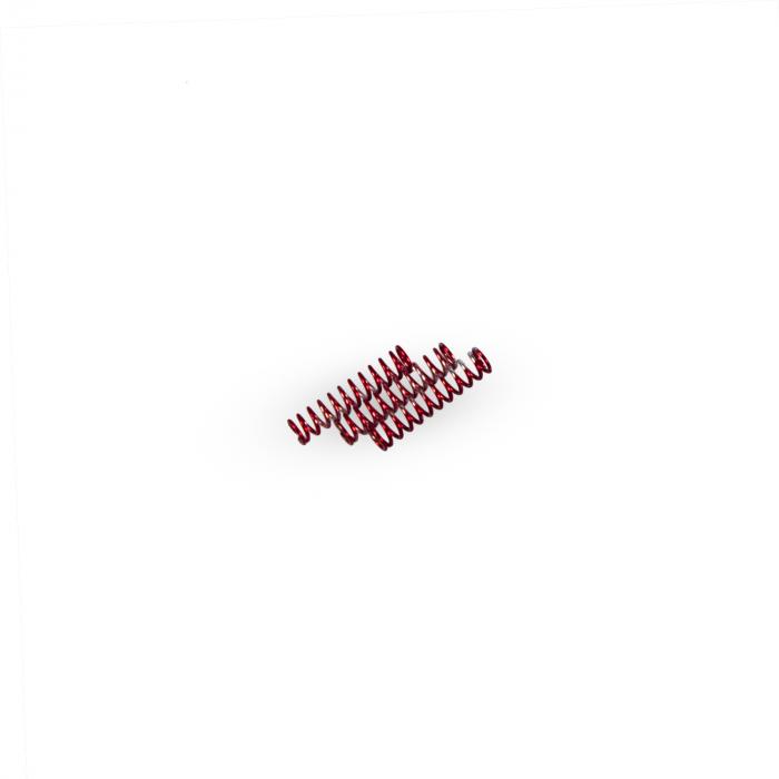 Pak met 3 Neotat Vivace Red Veren - Lange Slag / Hoger Voltage
