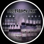 Silverback Ink® Black-pakket