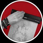 Hoe een Thermische Printer te Gebruiken voor Tattoo-Stencils