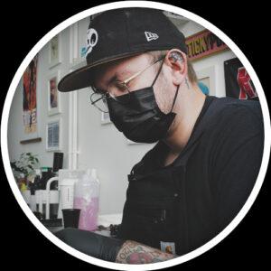 Gesponsorde artiest van de maand – Matt Daniels / Stickypop